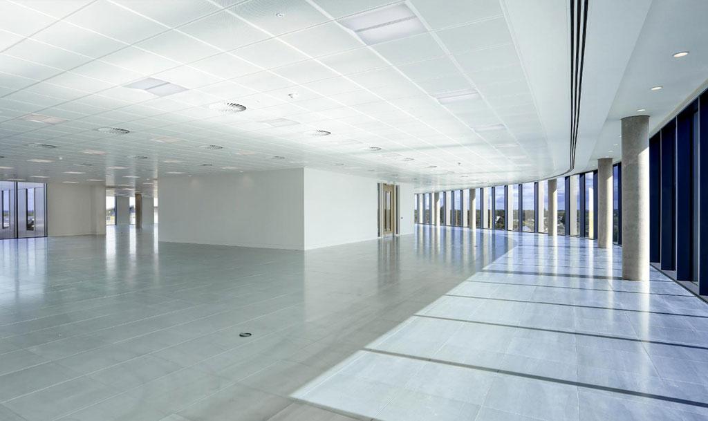 glasshouse interior