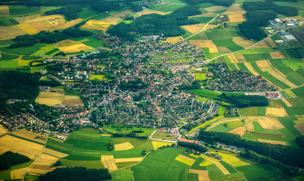 land and regeneration