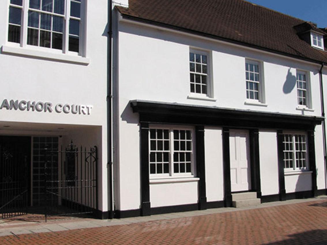 anchor court