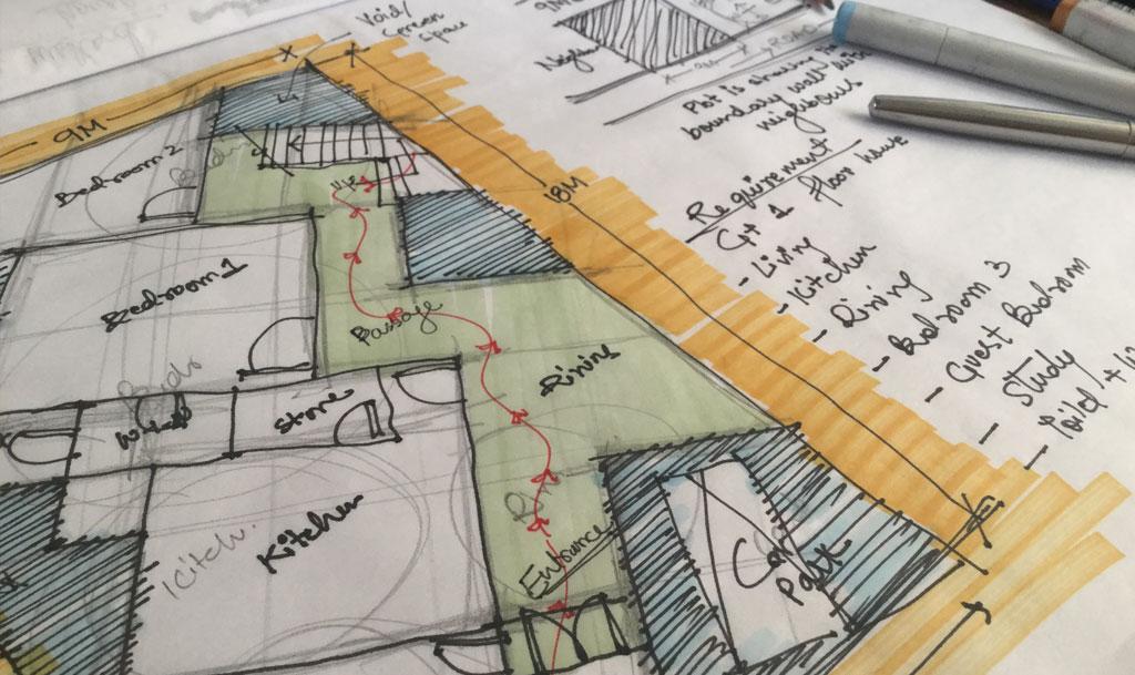land plans