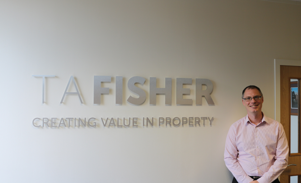 Richard Barter joins T A Fisher