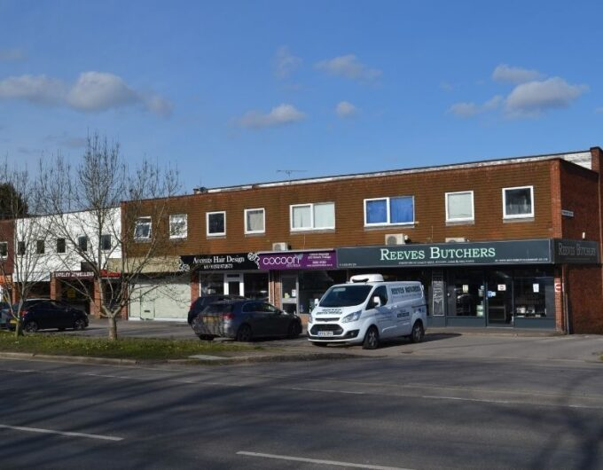 T A Fisher Acquire Prominent Retail Parade in Yateley, Hampshire